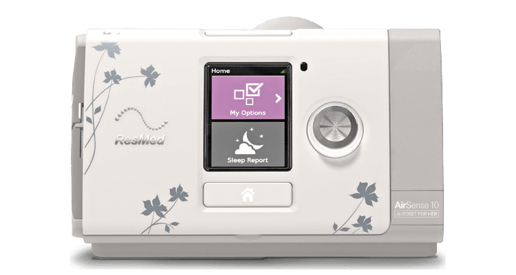 Prodotti CPAP  Auto CPAP Resmed Airsense 10 Autoset For Her